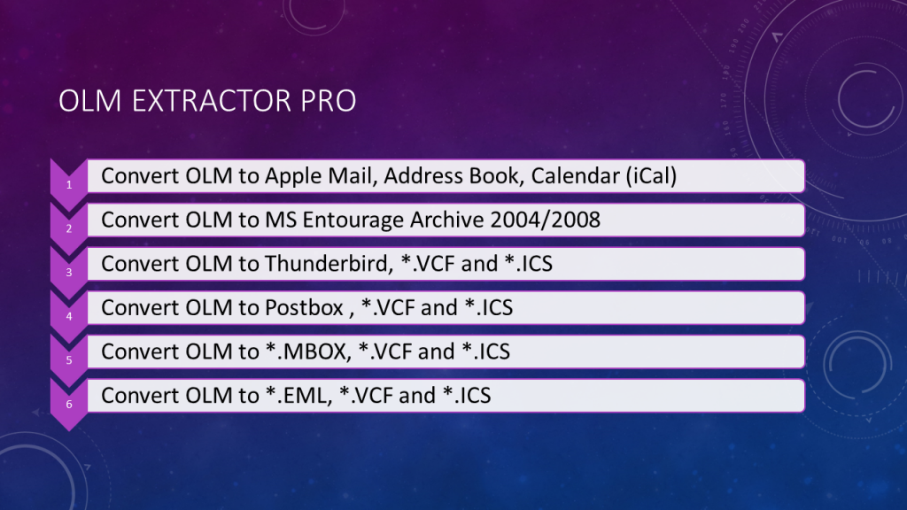 Export Mac Outlook 2011 to Apple Mail