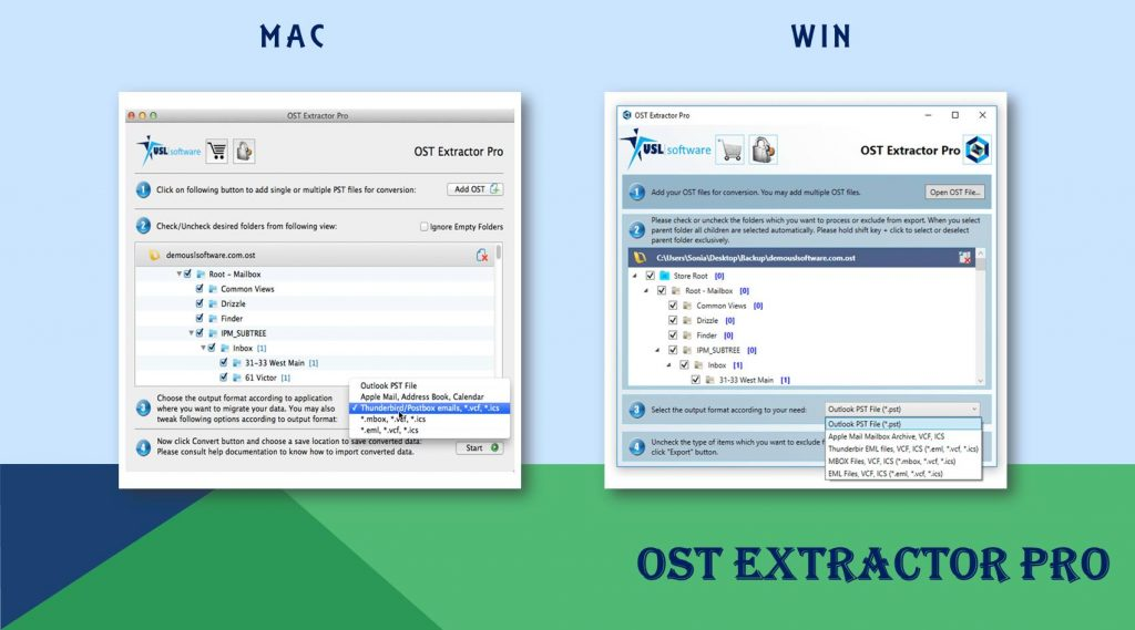 ost to apple mail conversion